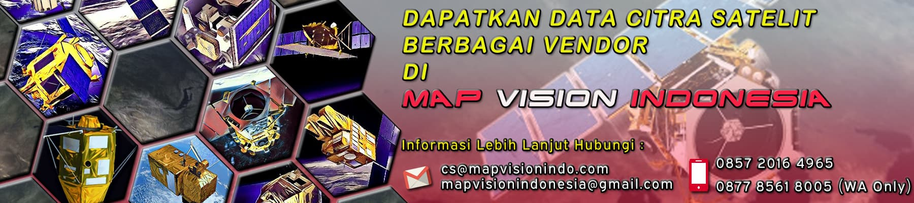 Map Vision Indonesia